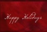Happy Holidays from the Mayors Caucus