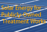 Solar Energy for Wastewater Facilities